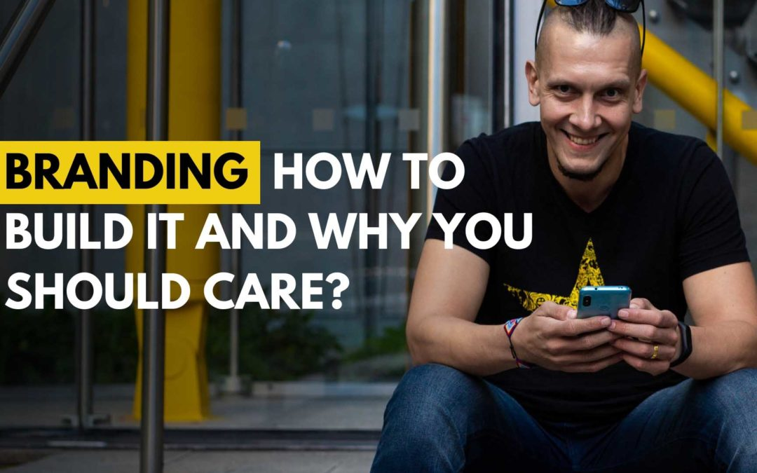 01-Branding how to build it and why you should care-Michael Beast