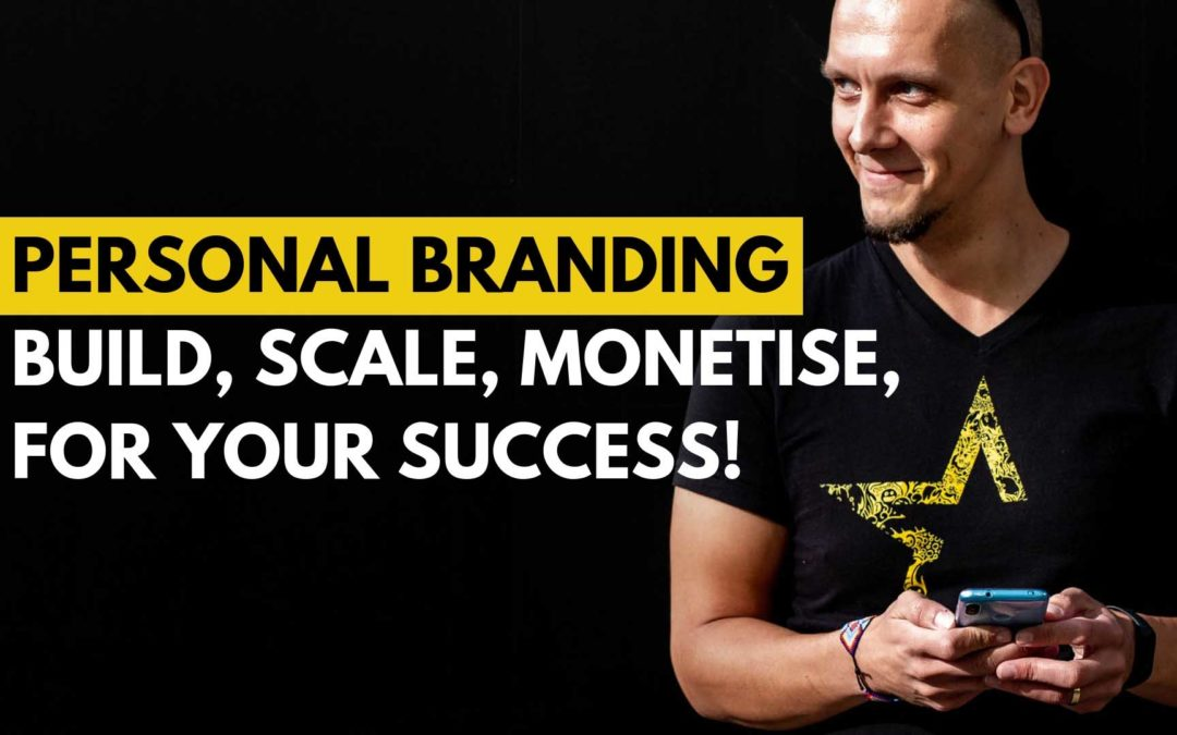 02-Personal Branding build, scale, monetise for your success-Michael Beast