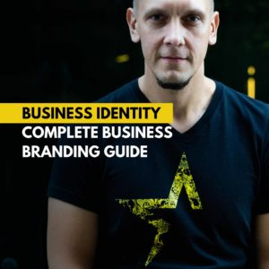 Business Identity - Complete Business Branding Guide - Name, Logo, Social Media, Michael Beast