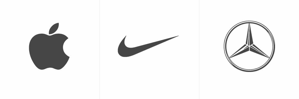 logo-types-apple-nike-mercedes-branding-michael-beast